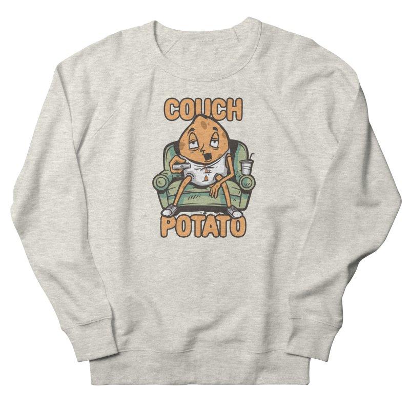 Couch Potato Men's Sweatshirt by Toxic Onion - A Popular Ventures Company