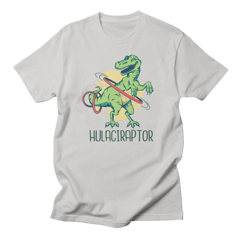 Hulaciraptor Men's T-Shirt by Toxic Onion - A Popular Ventures Company