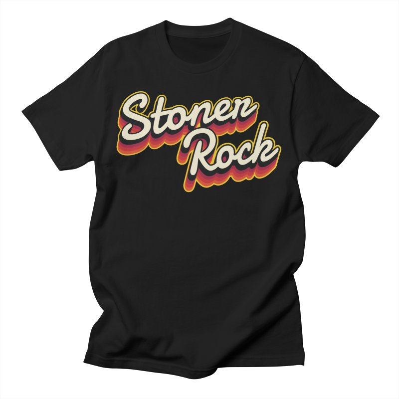 Stoner Rock Men's T-Shirt by Toxic Onion - Weird and Funny Stuff