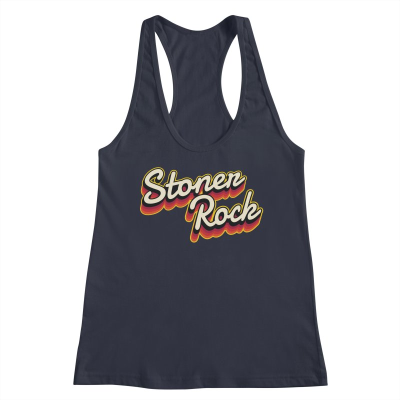 Stoner Rock Women's Tank by Toxic Onion - Weird and Funny Stuff