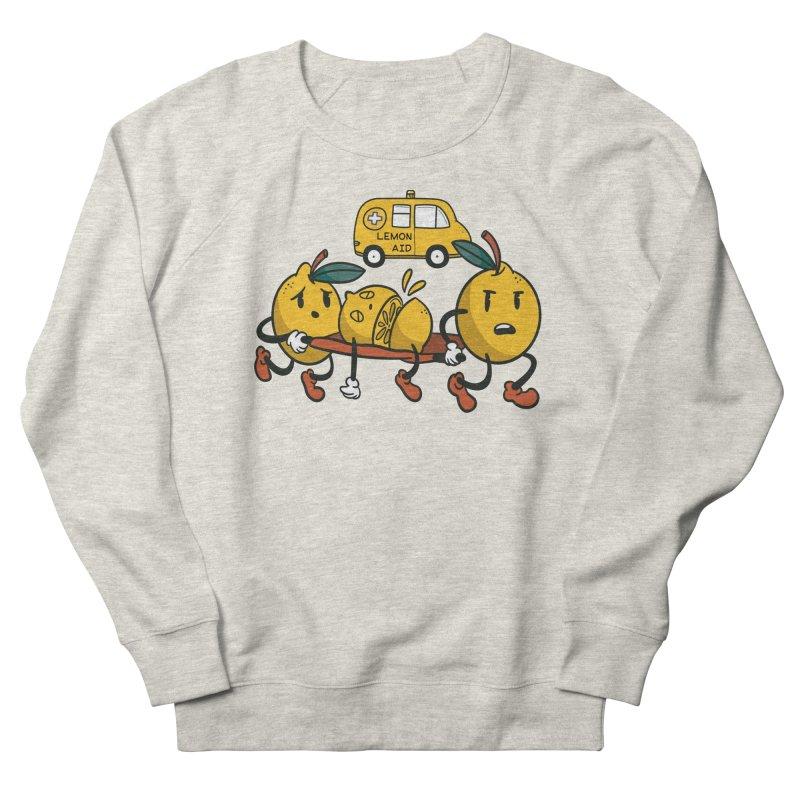 Lemon Aid Men's Sweatshirt by Toxic Onion - A Popular Ventures Company