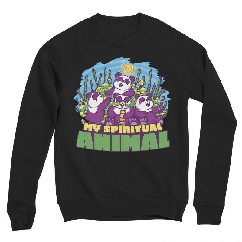 My Spiritual Animal Women's Sweatshirt by Toxic Onion - Weird and Funny Stuff