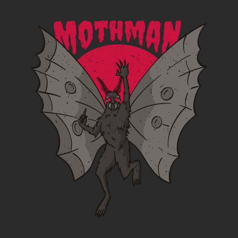 Mothman Men's T-Shirt by Toxic Onion - Weird and Funny Stuff