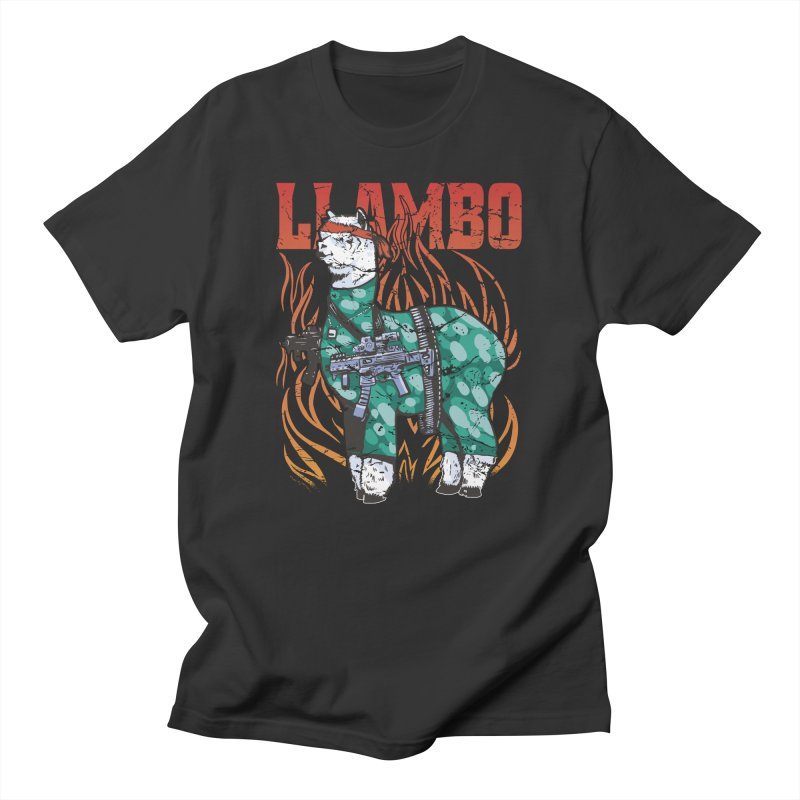 Llambo Men's T-Shirt by Toxic Onion - Weird and Funny Stuff