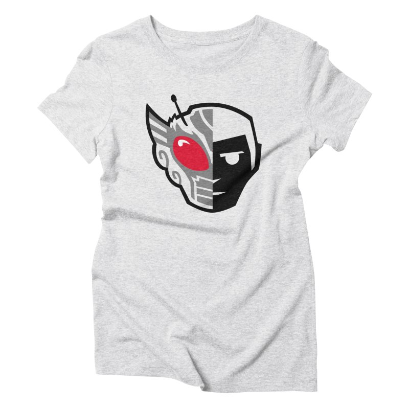 Henshin 2 Women's Triblend T-Shirt by toyebot's Artist Shop