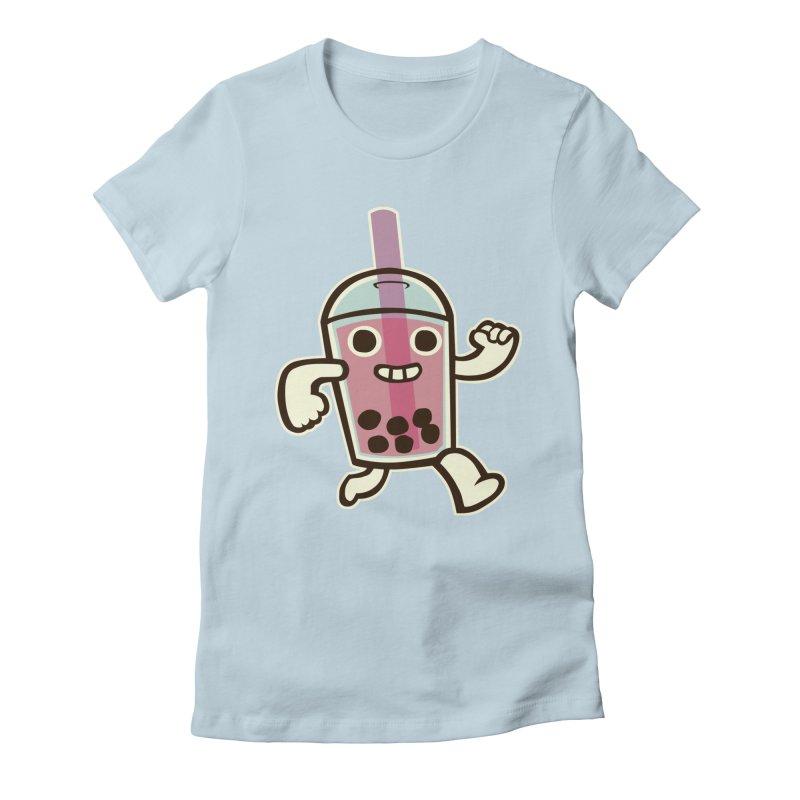 Bubble Tea Time!   by toyebot's Artist Shop