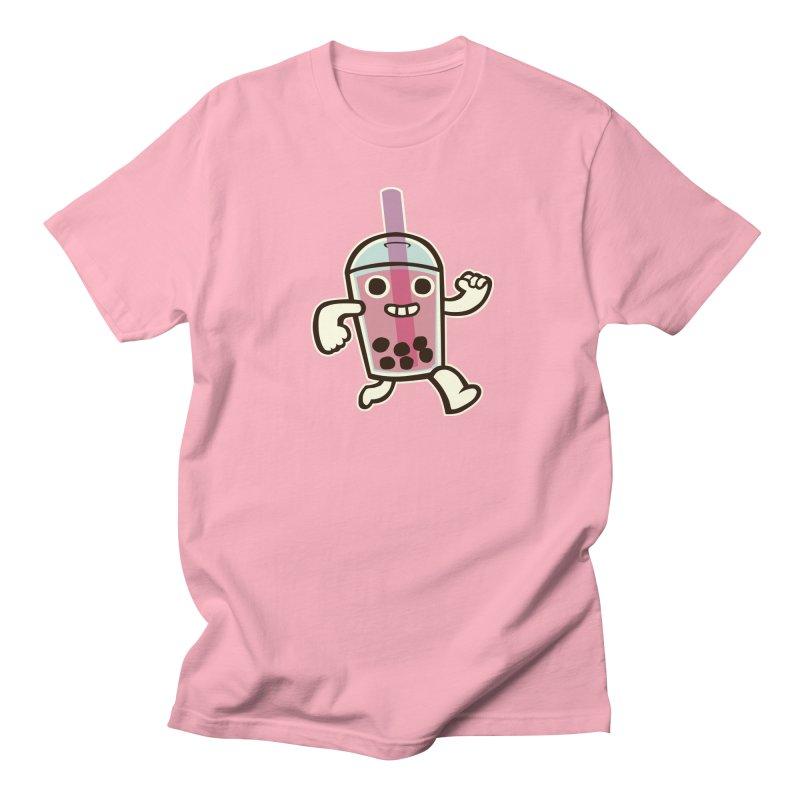 Bubble Tea Time! Men's T-Shirt by toyebot's Artist Shop