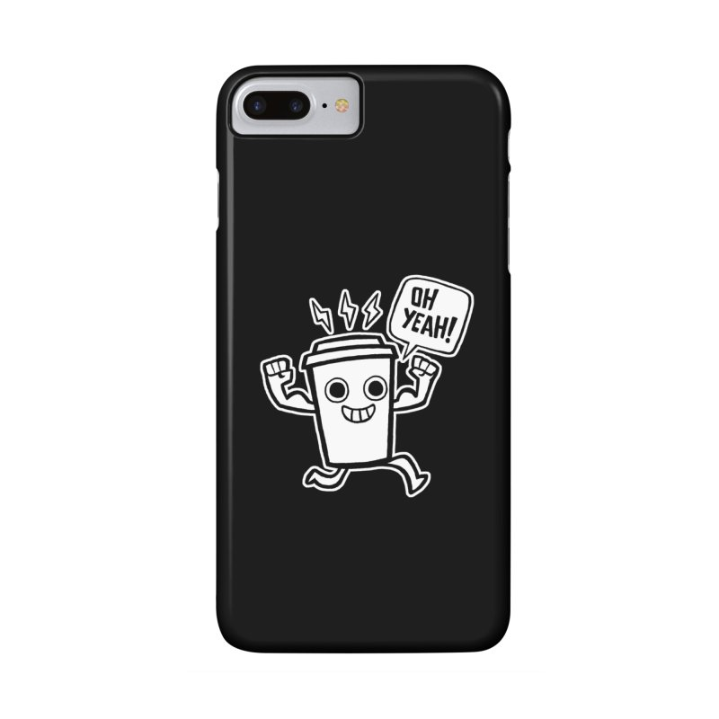 Coffee Time Accessories Phone Case by toyebot's Artist Shop