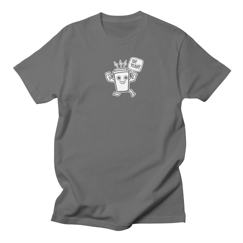 Coffee Time Men's T-Shirt by toyebot's Artist Shop