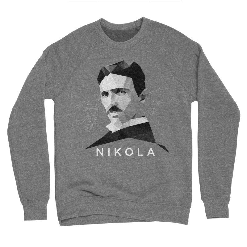 Nikola Men's Sweatshirt by ToySkull
