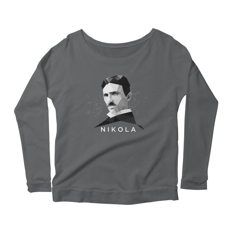 Nikola Women's Longsleeve T-Shirt by ToySkull