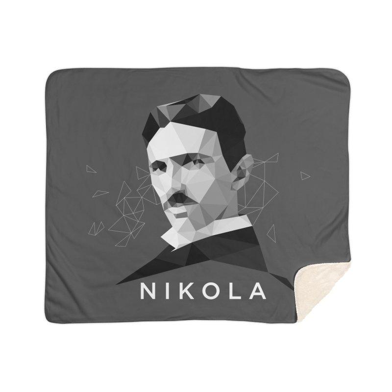 Nikola Home Blanket by ToySkull