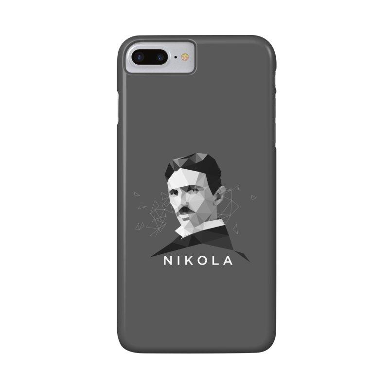 Nikola Accessories Phone Case by ToySkull