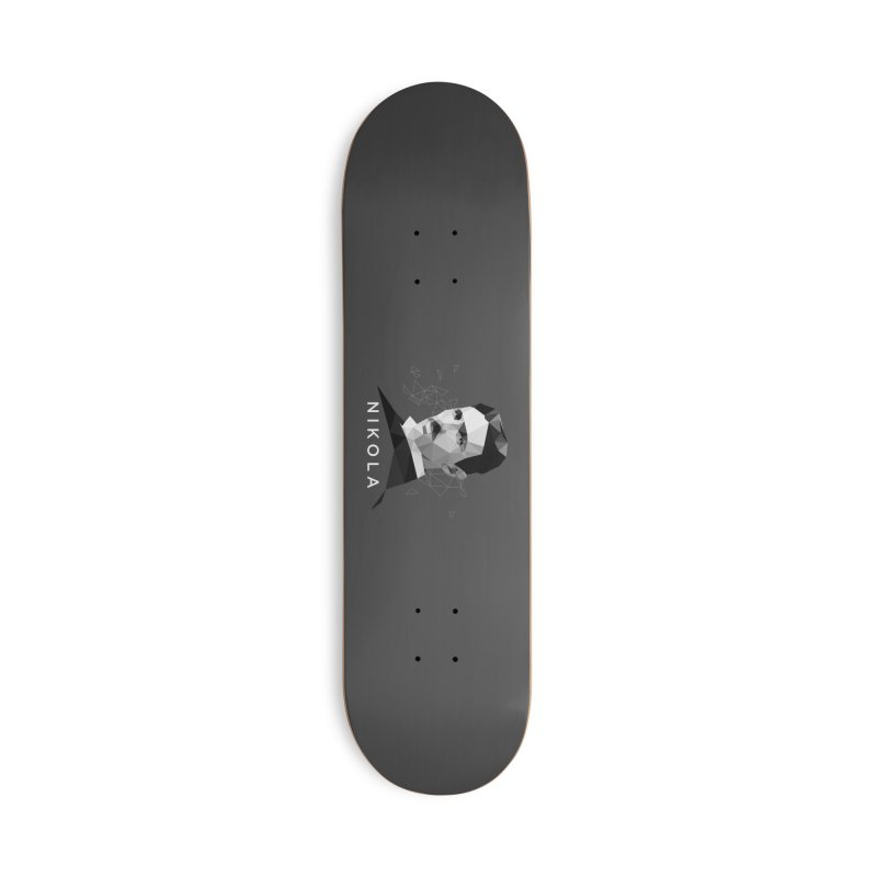 Nikola Accessories Skateboard by ToySkull