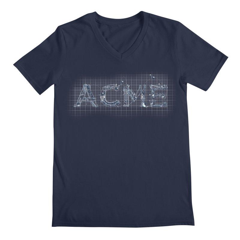 ACME Co. Men's V-Neck by ToySkull