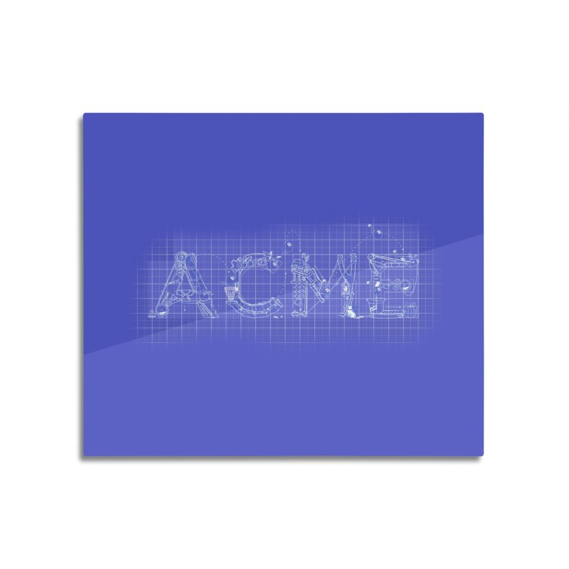 ACME Co. Home Mounted Acrylic Print by ToySkull
