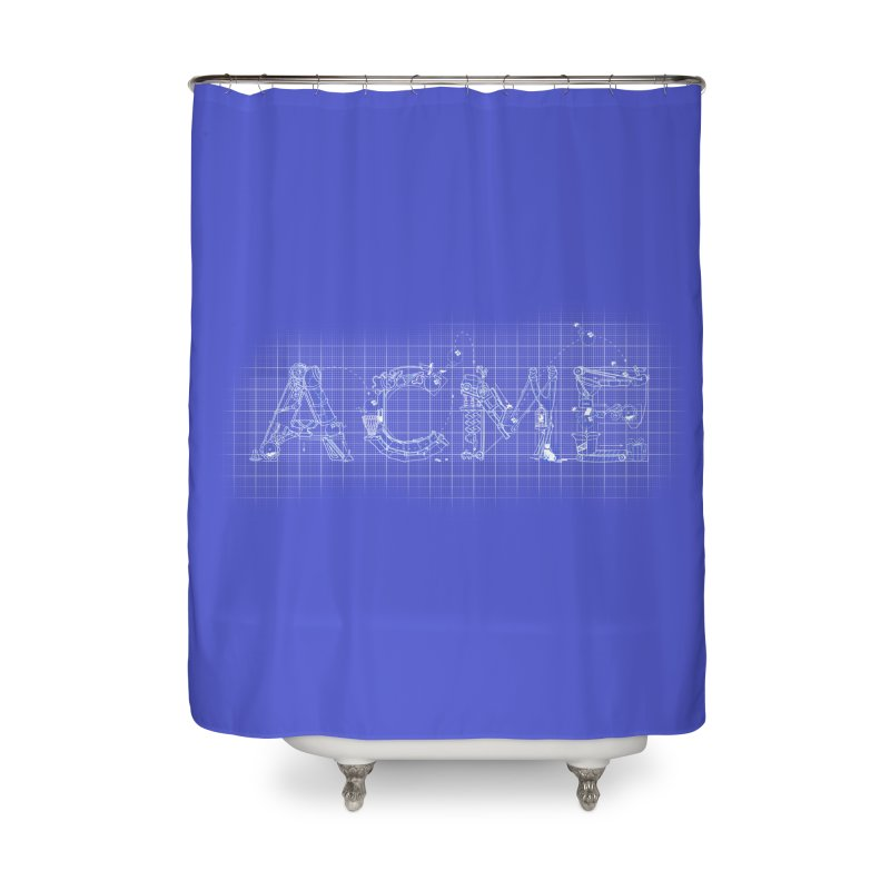ACME Co. Home Shower Curtain by ToySkull