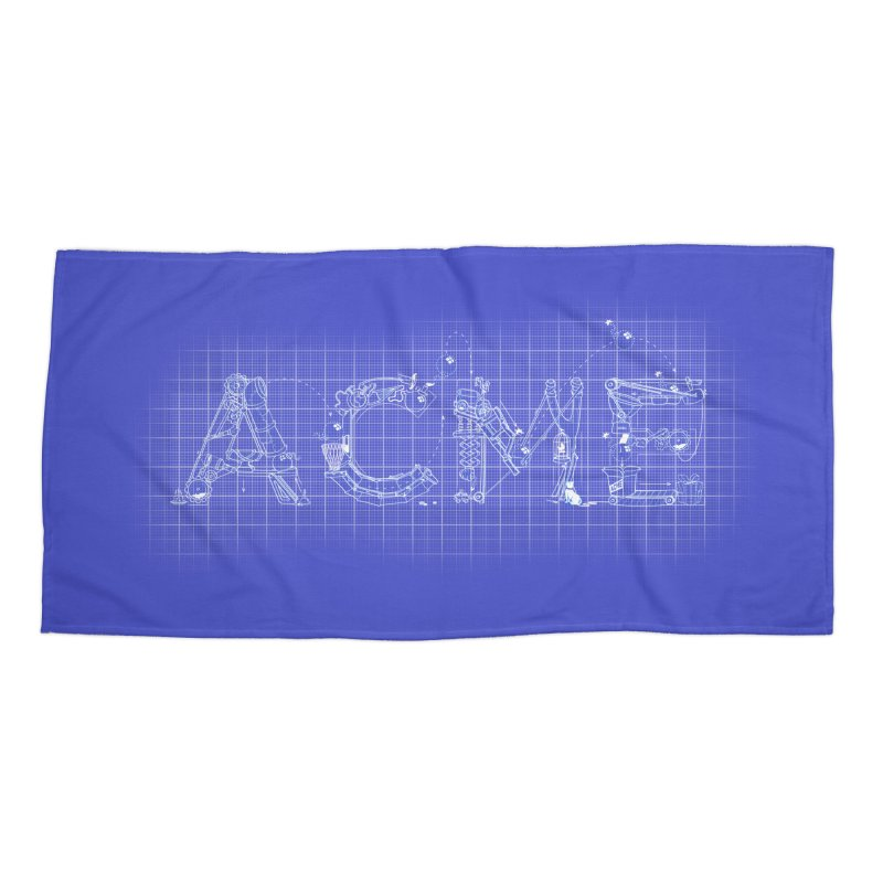 ACME Co. Accessories Beach Towel by ToySkull