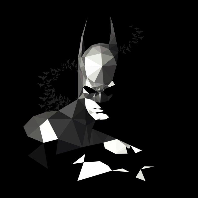 Bat Detective Kids Longsleeve T-Shirt by ToySkull