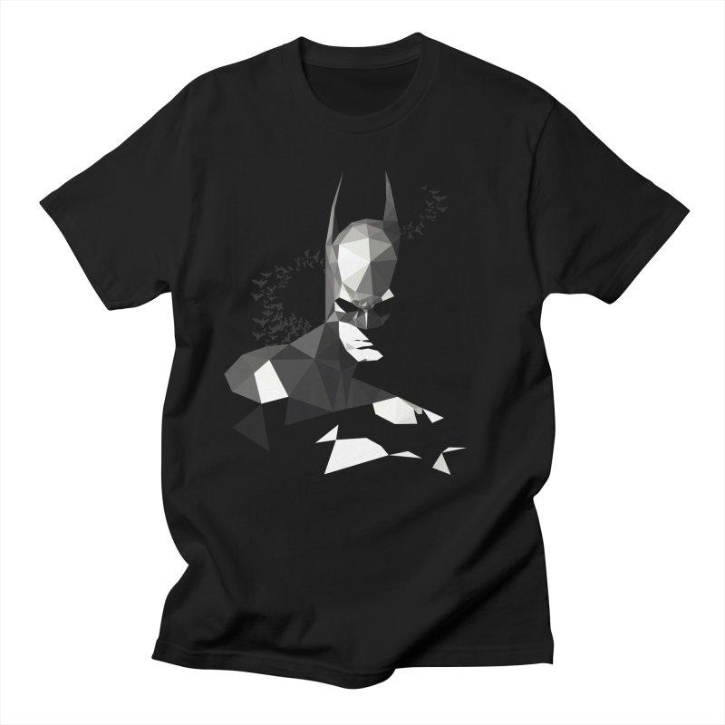 Bat Detective Men's T-Shirt by ToySkull