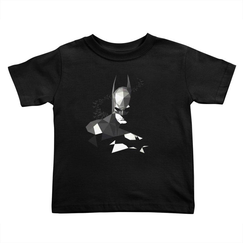 Bat Detective Kids Toddler T-Shirt by ToySkull