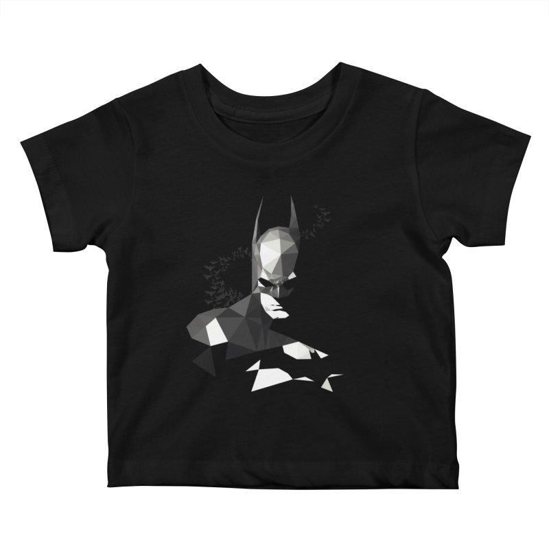 Bat Detective Kids Baby T-Shirt by ToySkull