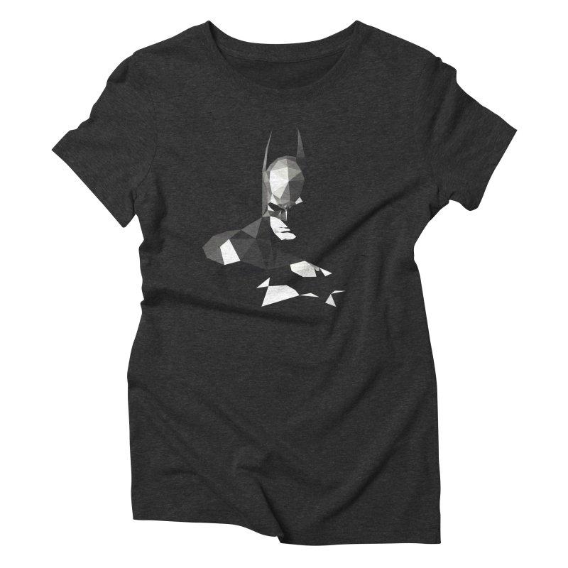 Bat Detective Women's T-Shirt by ToySkull
