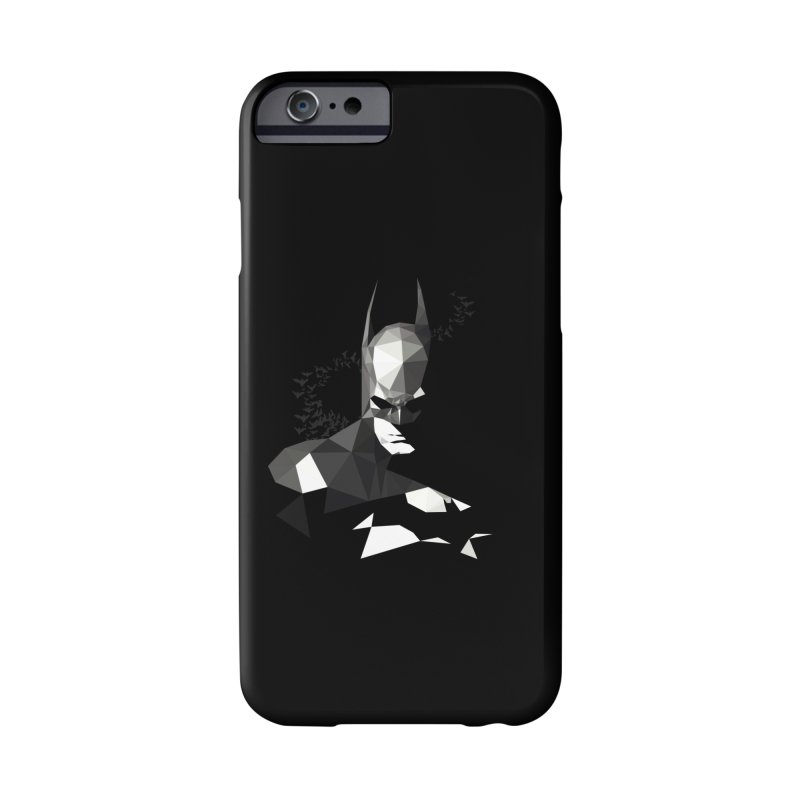 Bat Detective Accessories Phone Case by ToySkull