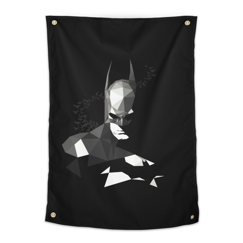 Bat Detective Home Tapestry by ToySkull