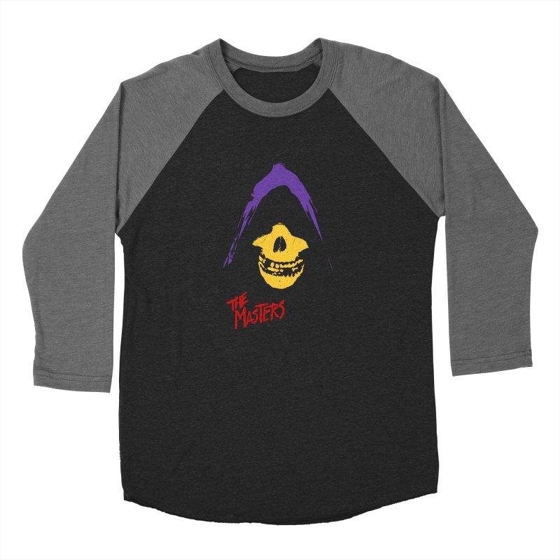 Skeletor's Fiend Club Women's Longsleeve T-Shirt by ToySkull