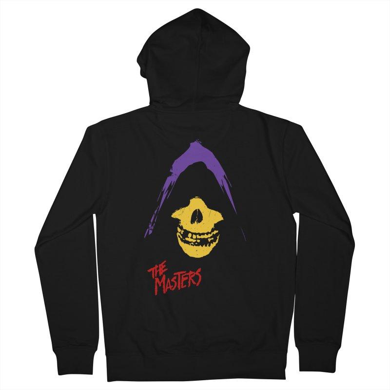 Skeletor's Fiend Club Men's Zip-Up Hoody by ToySkull
