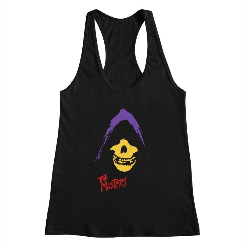 Skeletor's Fiend Club Women's Tank by ToySkull