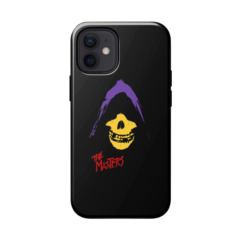 Skeletor's Fiend Club Accessories Phone Case by ToySkull