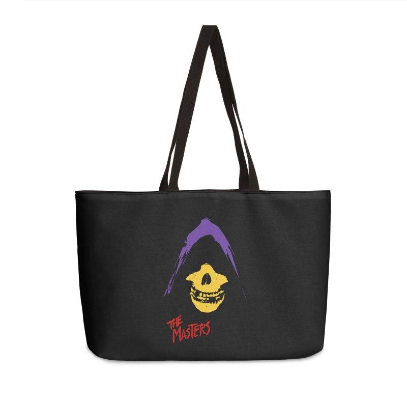 Skeletor's Fiend Club Accessories Bag by ToySkull