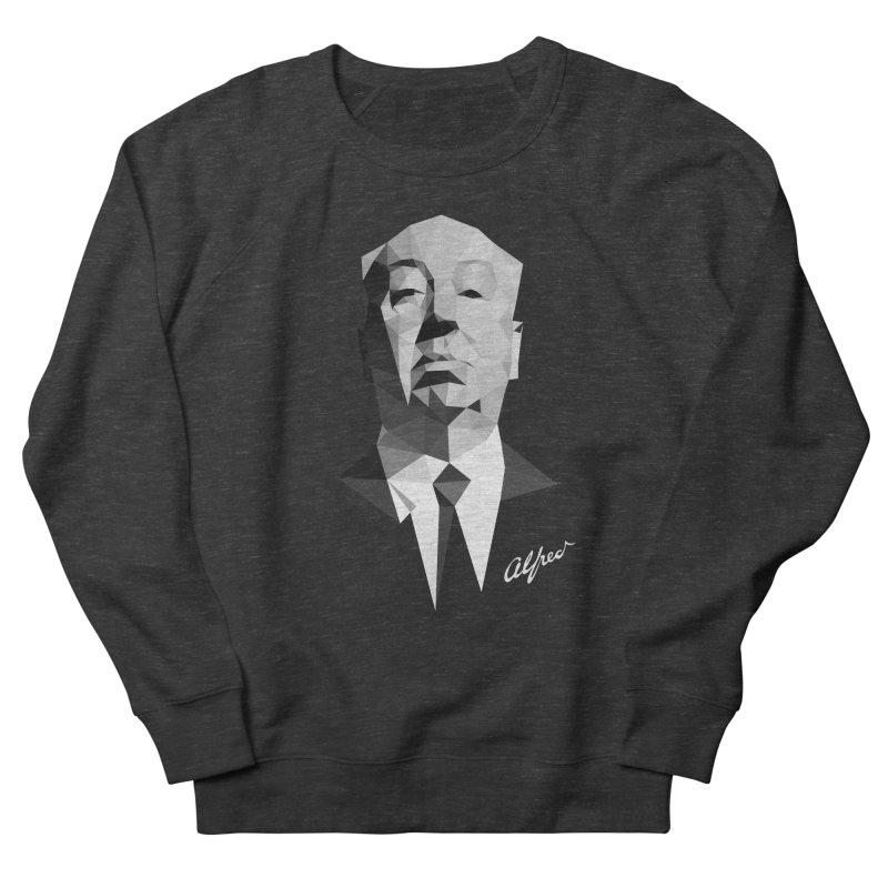 Alfred Men's Sweatshirt by ToySkull