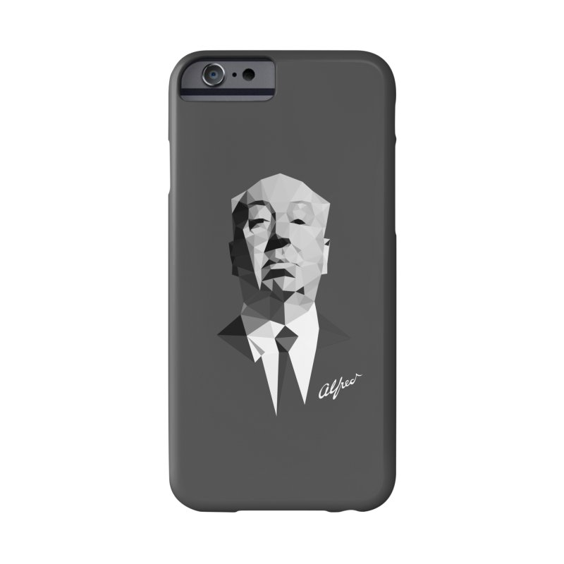 Alfred Accessories Phone Case by ToySkull