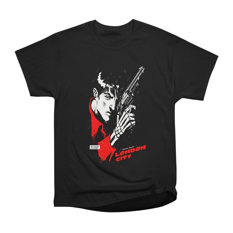 London City Women's T-Shirt by ToySkull