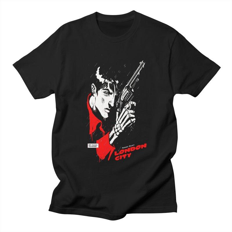 London City Men's T-Shirt by ToySkull