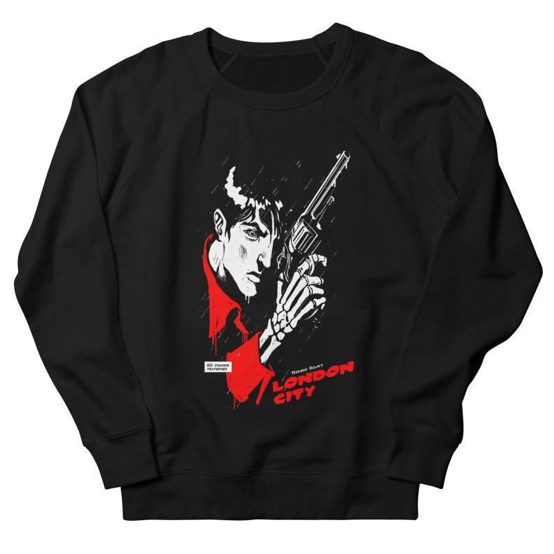 London City Men's Sweatshirt by ToySkull
