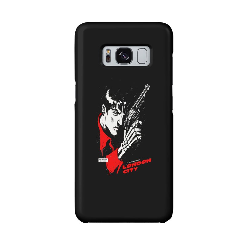 London City Accessories Phone Case by ToySkull