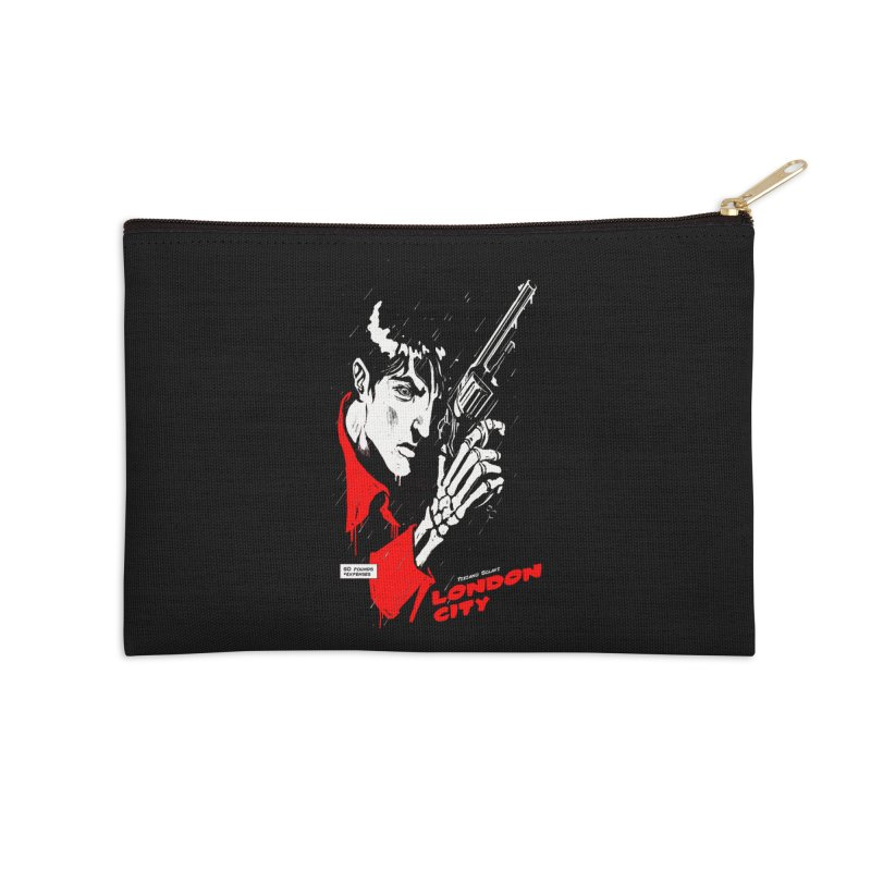 London City Accessories Zip Pouch by ToySkull