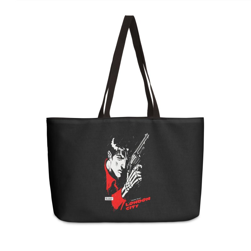 London City Accessories Bag by ToySkull