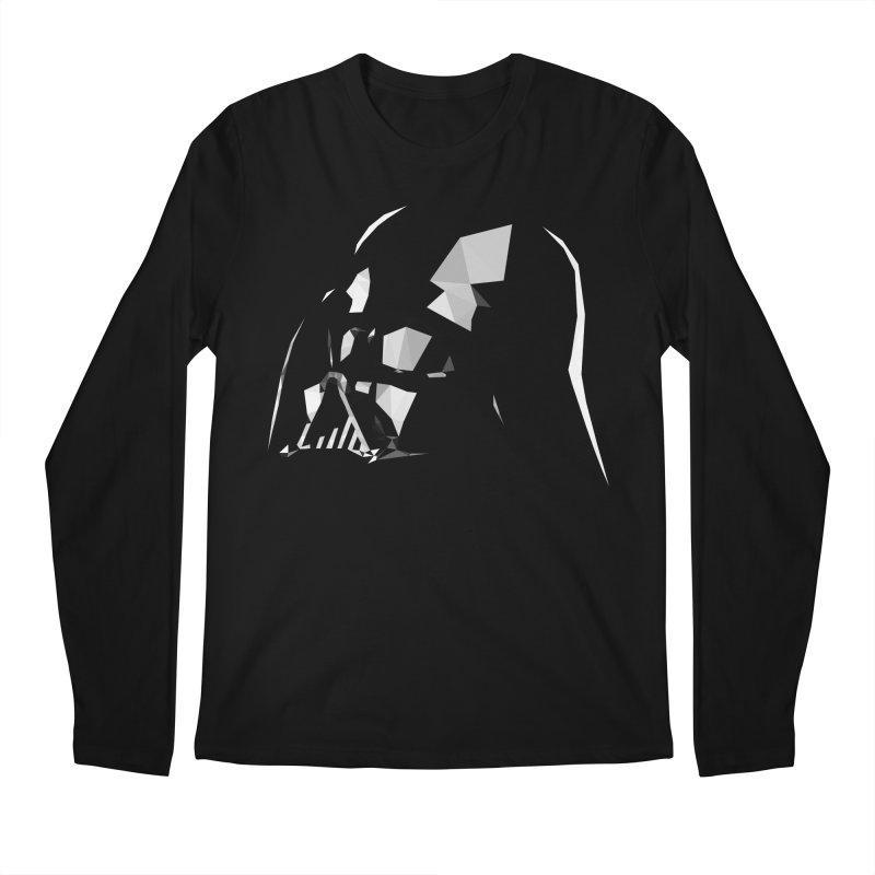 Lord of the Dark Side Men's Longsleeve T-Shirt by ToySkull