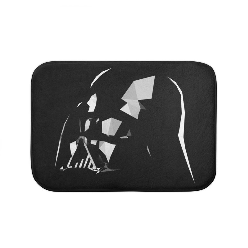 Lord of the Dark Side Home Bath Mat by ToySkull