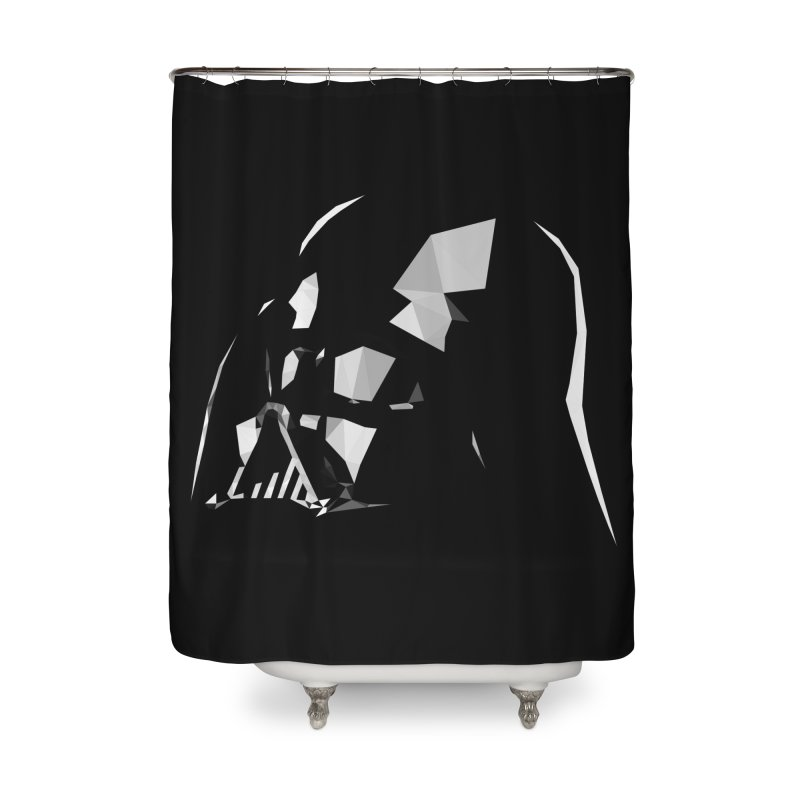 Lord of the Dark Side Home Shower Curtain by ToySkull