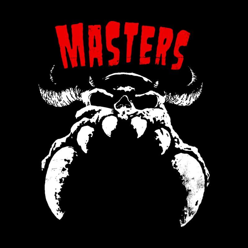 Masters 777 Men's T-Shirt by ToySkull