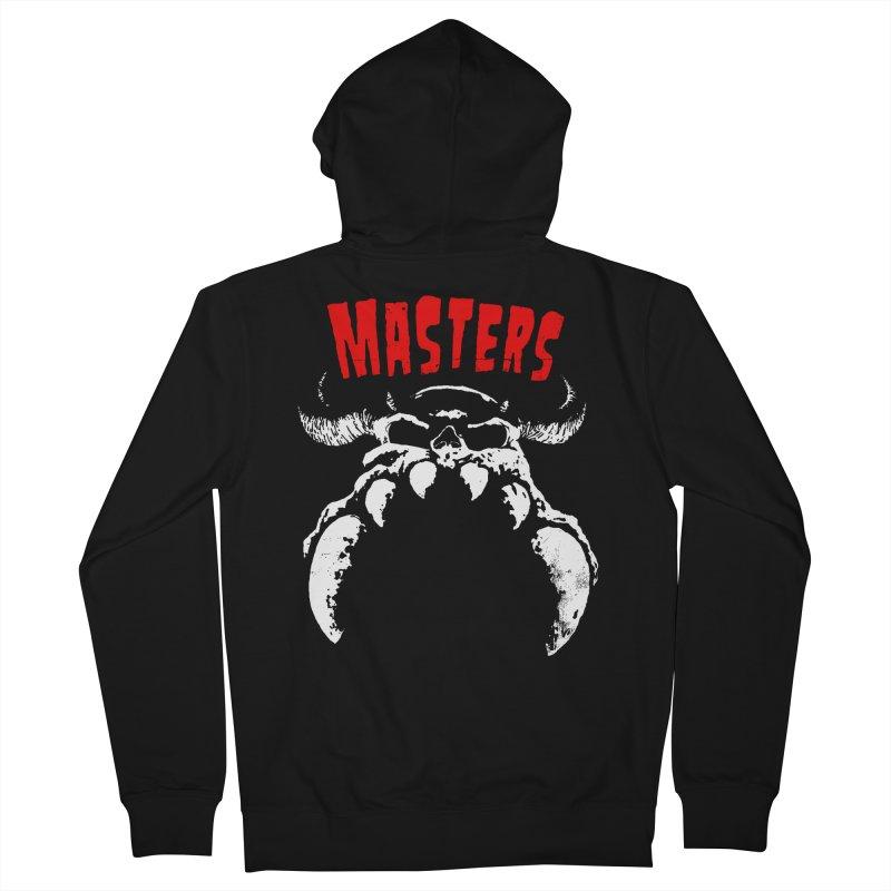 Masters 777 Men's Zip-Up Hoody by ToySkull
