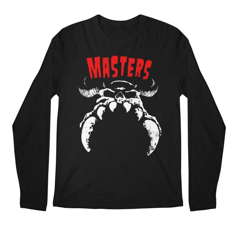 Masters 777 Men's Longsleeve T-Shirt by ToySkull