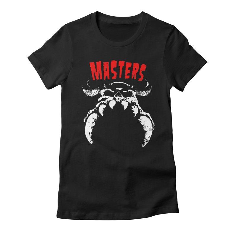 Masters 777 Women's T-Shirt by ToySkull