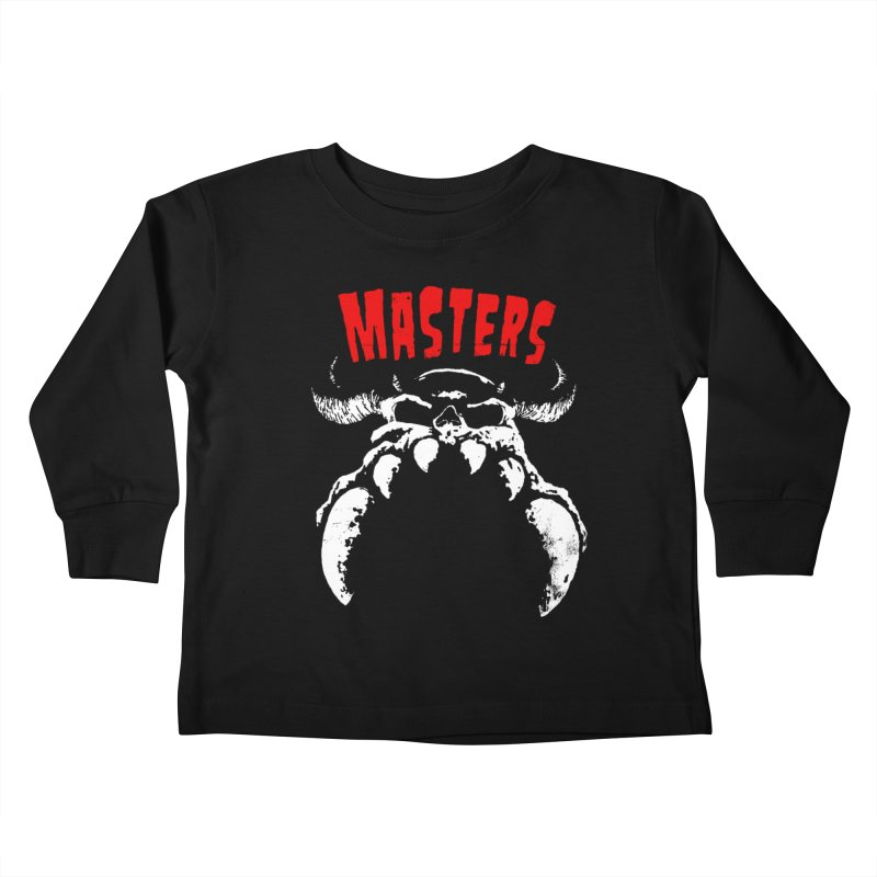 Masters 777 Kids Toddler Longsleeve T-Shirt by ToySkull